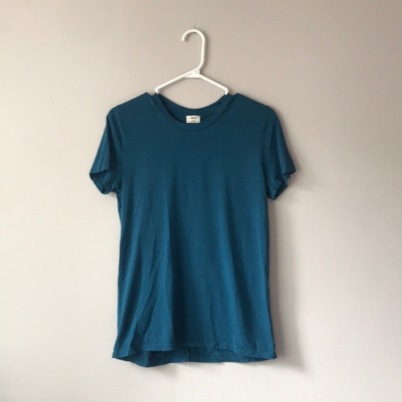 Wilfred dark turquoise t-shirt